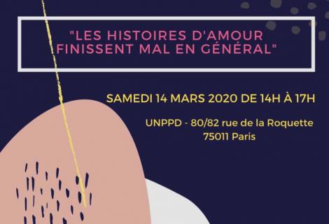 IMPORTANTE¡ JORNADA ANULADA -París Media Jornada : – 14 Marzo de 2020 de 14h a 17h