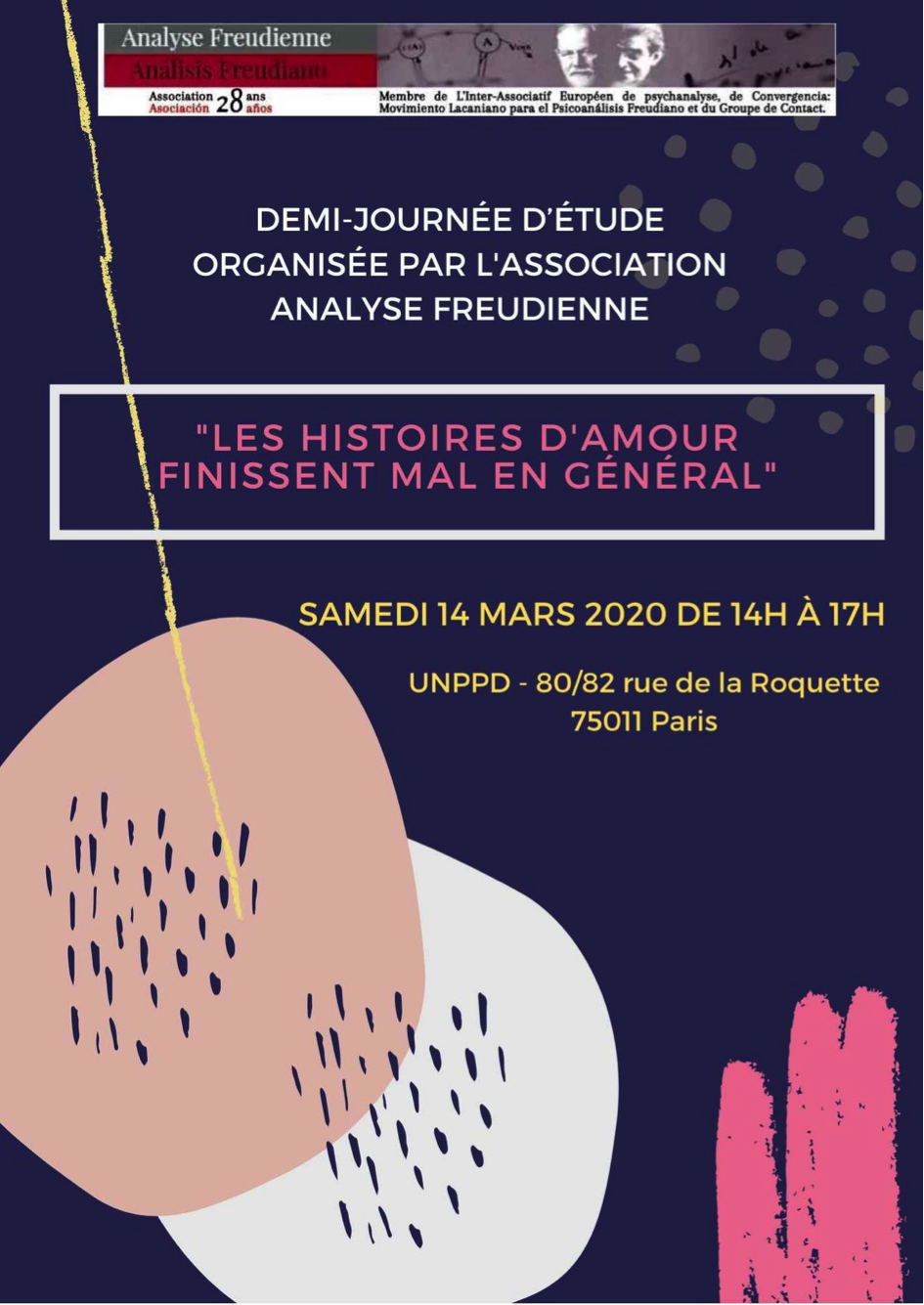 Paris Media Jornada : – 14 Marzo de 2020 de 14h a 17h